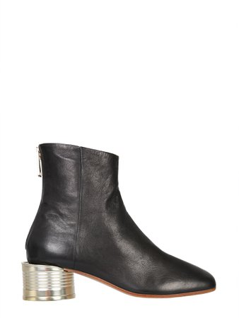 MM6 Maison Margiela Tin Heel Boots