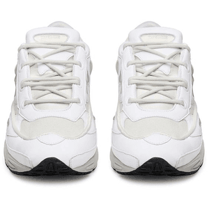 WHITE SHOE FRONT FACING