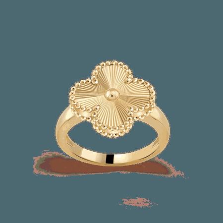 Vintage Alhambra ring - VCARP6I300 - Van Cleef & Arpels
