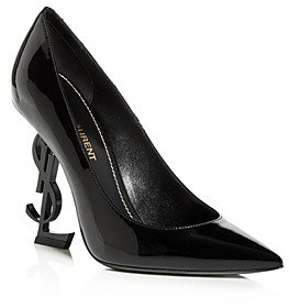 Women's Logo-Heel Pumps