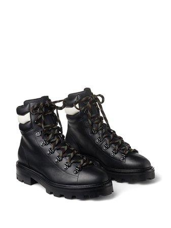 Jimmy Choo Eshe Hiking Boots - Farfetch