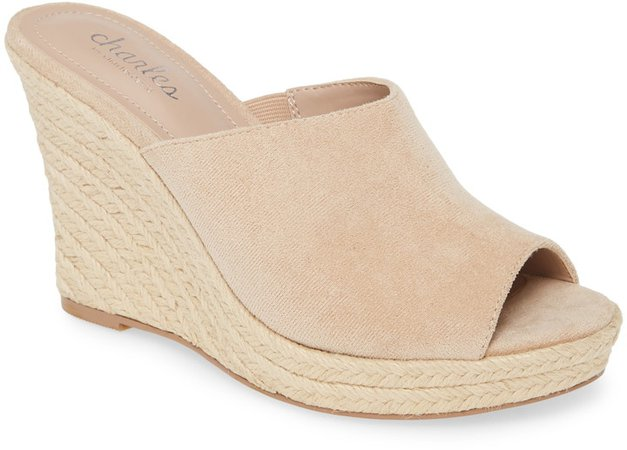 Lawrence Espadrille Wedge Sandal