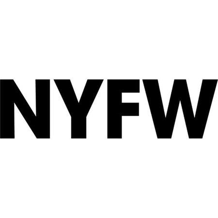 nyfw logo - Google Search