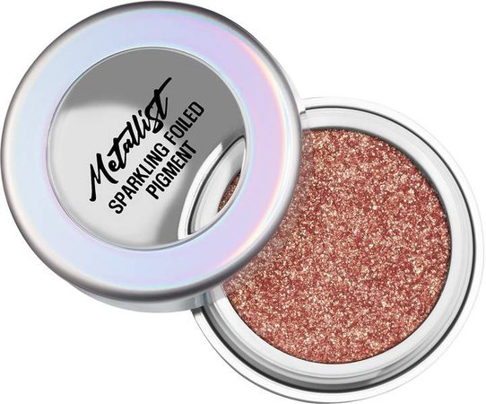 Touch In Sol - Metallist Sparkling Foiled Eye Shadow