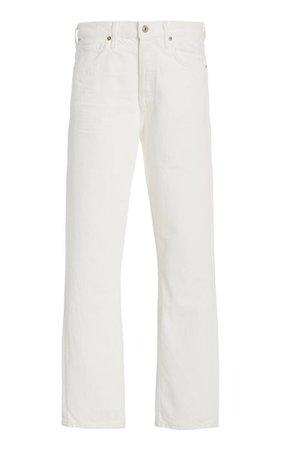 Charlotte Rigid High-Rise Straight-Leg Jeans By Citizens Of Humanity | Moda Operandi