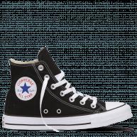 Chuck Taylor All Star Classic Colour High Top Black | Converse Australia