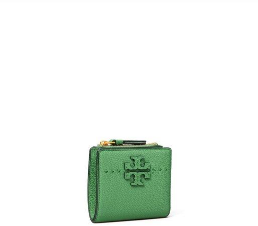 McGraw Bi-Fold Mini Wallet