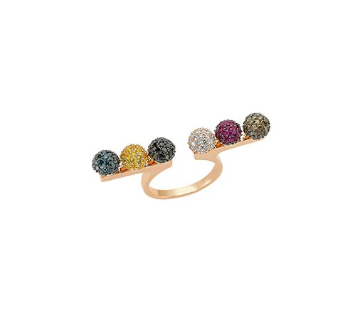 Mondrian Ring   Rings   Products   BEE GODDESS