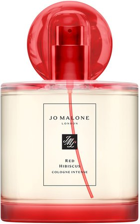 Blossoms Red Hibiscus Cologne Intense