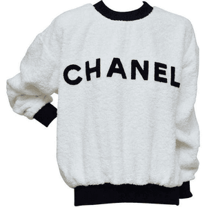 chanel sweater png