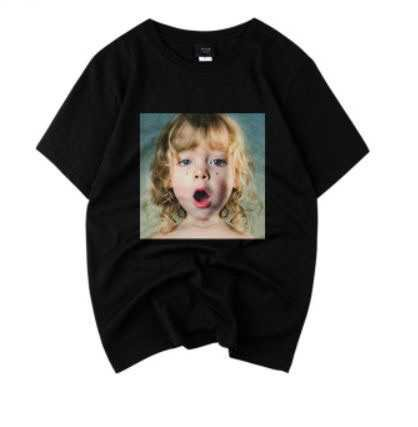 T-SHIRT COTTON PRINT KID