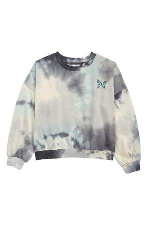 Kids' Tie Dye Sweatshirt   Nordstrom