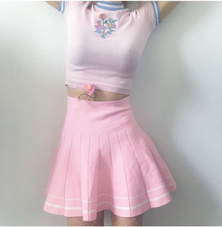 Pink Pastel Fit