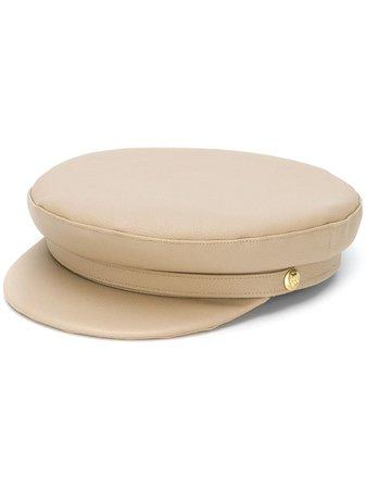 Manokhi Front Brim Hat