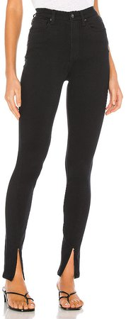High Rise Skinny Zip. - size 24 (also