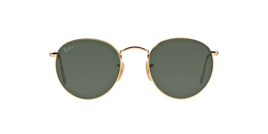 Ray Ban Round Metal RB3447-001