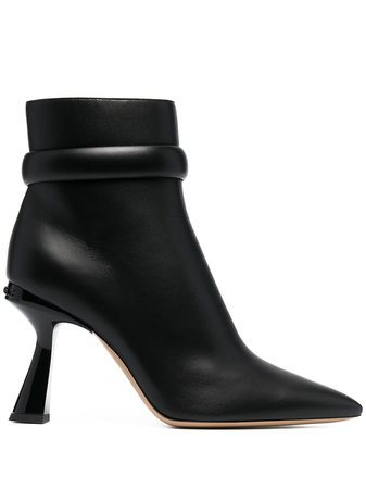 Givenchy Carène Pointed Toe Ankle Boots - Farfetch