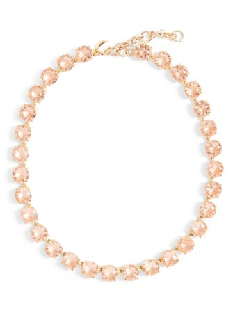 Pink Stone Necklace | Banana Republic