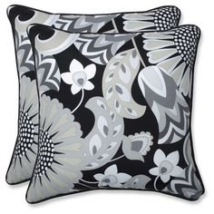monochrome pillows 1