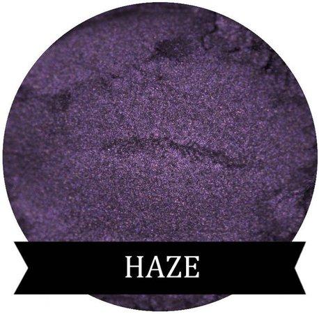 HAZE Purple Eyeshadow | Etsy