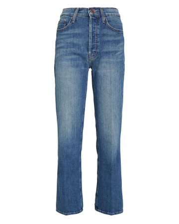 MOTHER The Tripper Straight Leg Jeans | INTERMIX®
