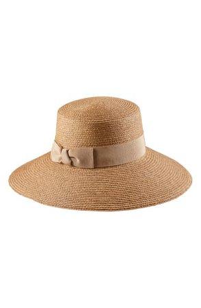 Helen Kaminski Wide Brim Raffia Hat | Nordstrom