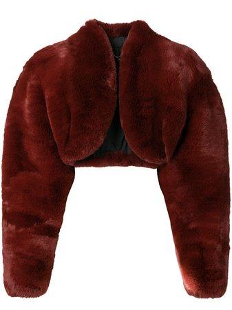 Marc Jacobs Cropped Jacket - Farfetch