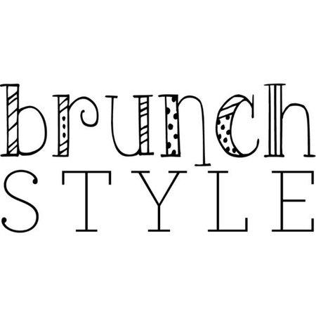 brunch word art - Google Search