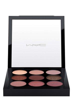 MAC Times Nine Eyeshadow Palette | Burgundy Times Nine