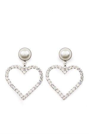 ALESSANDRA RICH- 4 Piece Crystal Earrings