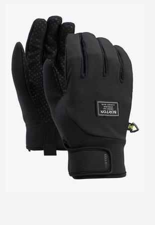 Burton Black Snow Gloves