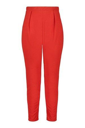 Plus Tapered Pants | boohoo