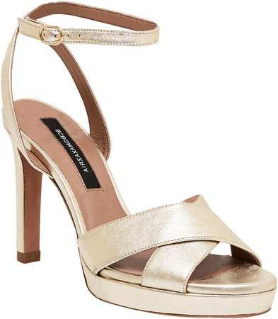 Leah Leather Sandal
