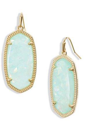 Kendra Scott Elle Filigree Drop Earrings | Nordstrom
