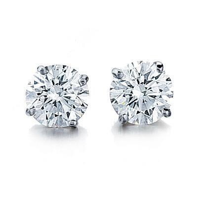 Barmakian | Diamond diamond studs | Barmakian Jewelers