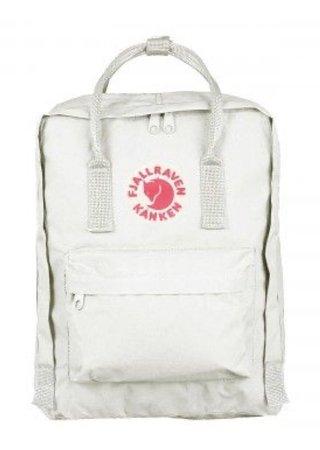 White Kanken backpack