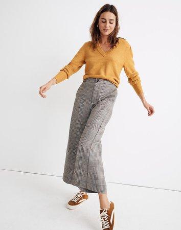 Huston Pull-On Pants in Menswear Plaid