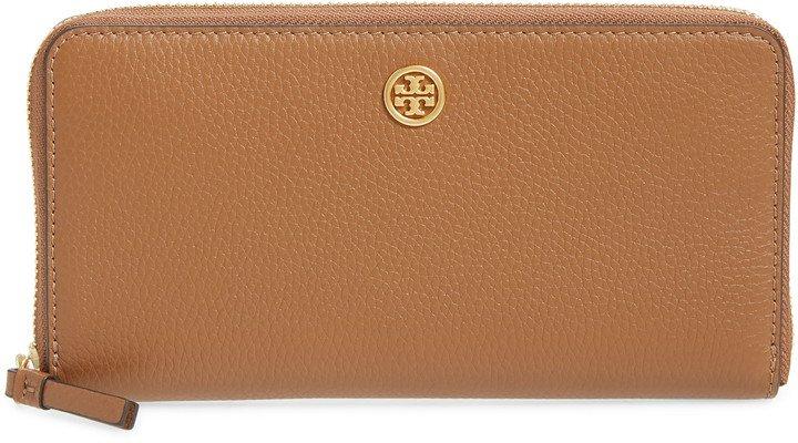 Walker Leather Continental Wallet