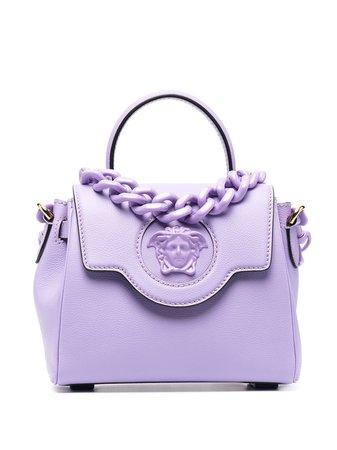 Versace Small La Medusa Top Handle Bag - Farfetch
