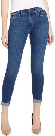 The Icon Crop Skinny Jeans