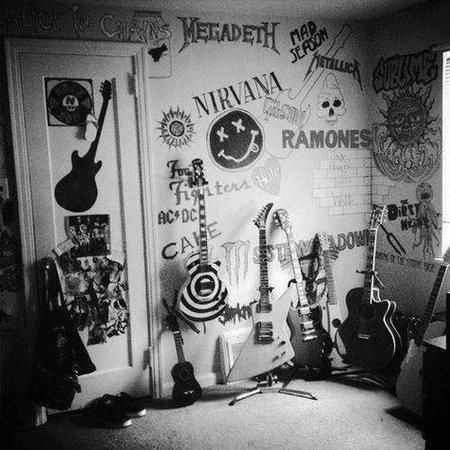 emo bedroom