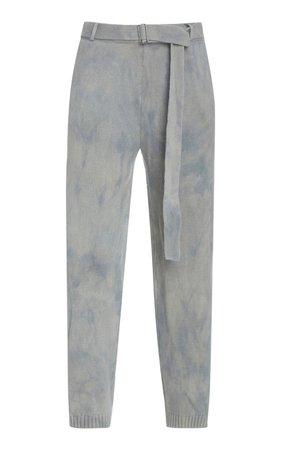 Lima Cashmere And Cotton Track Pants by Cotton Citizen   Moda Operandi