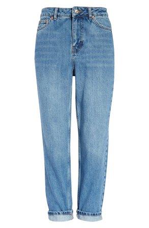 Topshop High Waist Mom Jeans | Nordstrom