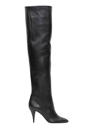 Saint Laurent Kiki Over-the-knee Boots
