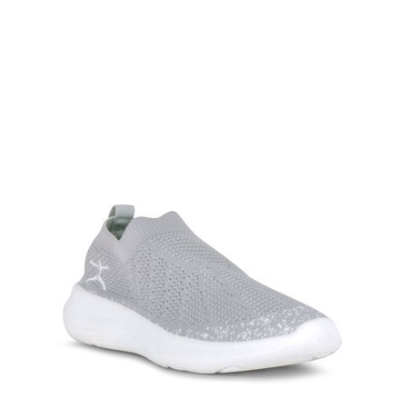 Danskin - DANSKIN Women's Respect Slip On Sneaker - Walmart.com grey