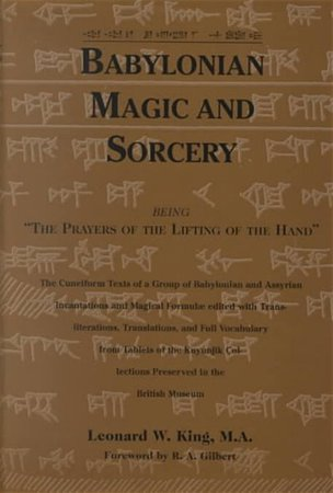 babylonian magic and sorcery