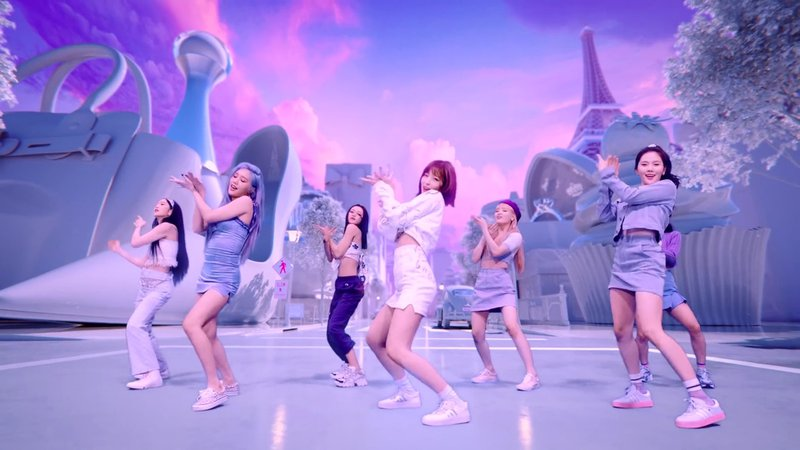 """""""NONSTOP"""" MV - Dance Scene"""
