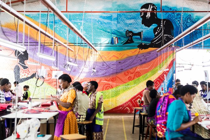 From Rwanda with Love - Handbags Made by the Artisans of Masoro | Kate Spade New York
