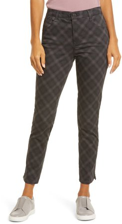 Ab-Solution High Waist Ankle Skinny Pants