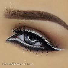 makeup black and white - Google Search